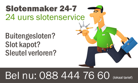 Slotenmaker Noord-Holland